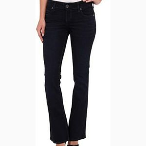 KUT FROM THE KLOTH Karen Baby Bootcut Jeans 8